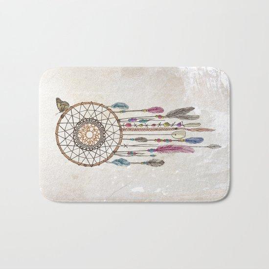 Lakota (Dream Catcher) Bath Mat