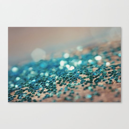 Sprinkled with Sparkle Canvas Print