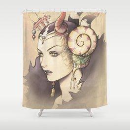 Edea Kramer Shower Curtain