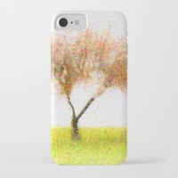 tree of life iPhone & iPod Cases featuring Life Tree by Joao Bizarro
