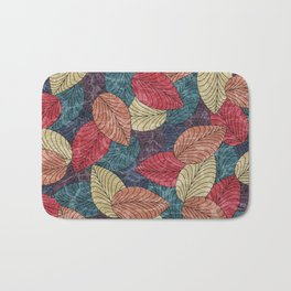 Let the Leaves Fall #03 Bath Mat