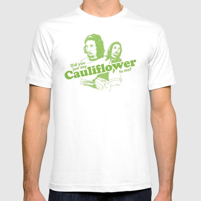 Cauliflower   Green T-shirt