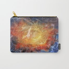 Visages Carry-All Pouch