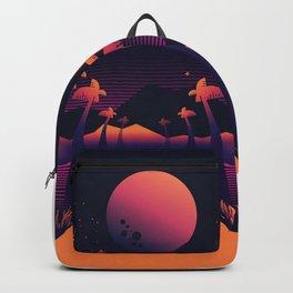 Road Summer Backpack