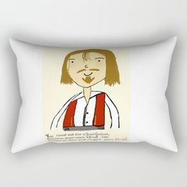 Don Juan Rectangular Pillow
