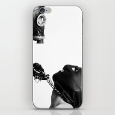 Posthuman fetish iPhone & iPod Skin