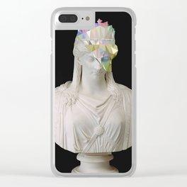 Zenobia Clear iPhone Case