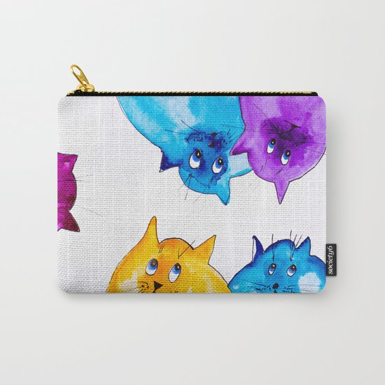 Dreamers Carry-All Pouch