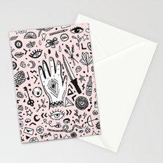 Alchemy (rose) Stationery Cards