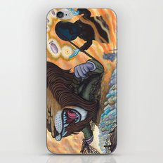Sentry The Defiant iPhone & iPod Skin