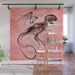 X-Dragon Wall Mural