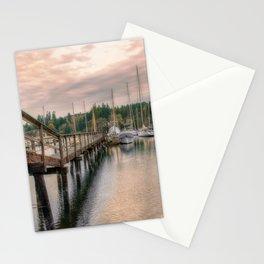 Bainbridge Harbor Stationery Cards