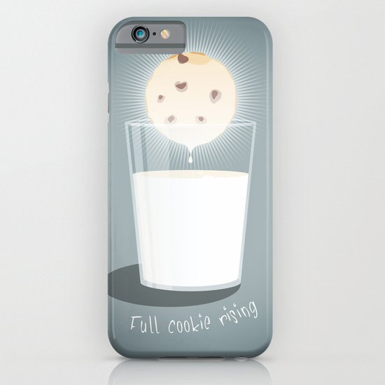 Full cookie rising iPhone & iPod Case