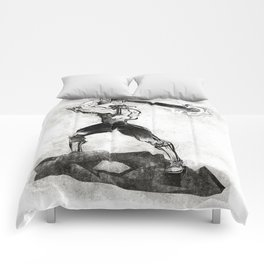 The Designated Slugger  Comforters