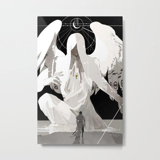 The Angel Metal Print