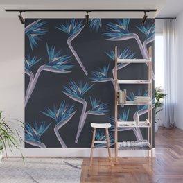 Birds Of Paradise #society6 #buyart Wall Mural
