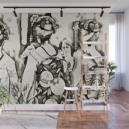 Three Sisters Wall Mural