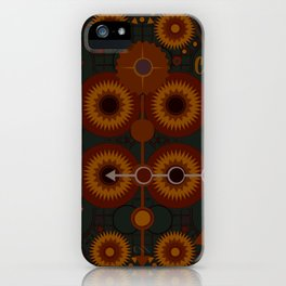 Coffee for my grey matter iPhone Case