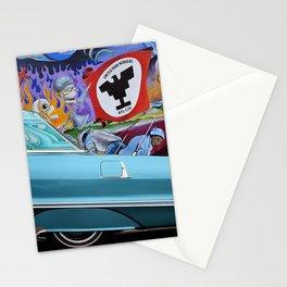 Impala en Aztlan Stationery Cards