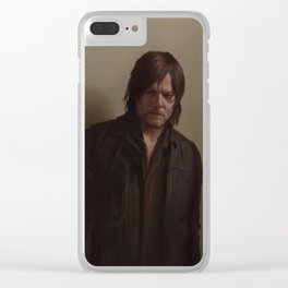 Daryl Clear iPhone Case