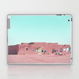 Moroccan Home in Pink Laptop & iPad Skin