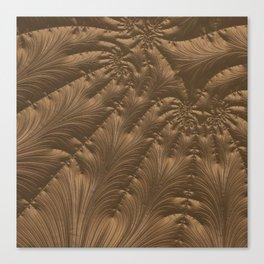 Renaissance Brown Canvas Print