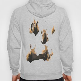 Floating cliff Hoody
