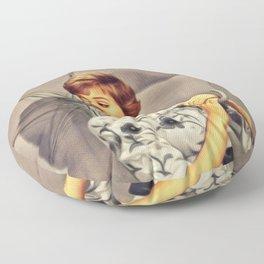 Julie Andrews, Movie Star Floor Pillow