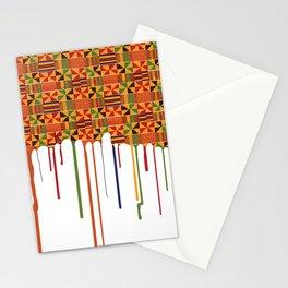 Zaina drip Stationery Cards