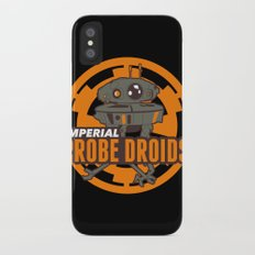Imperial Probe Droids iPhone X Slim Case