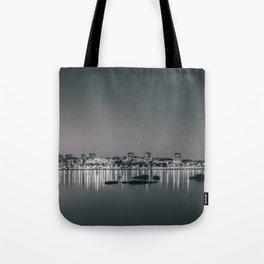 Porto in Black and White II Tote Bag