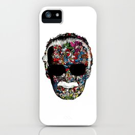Stan Lee - Man of many faces iPhone Case