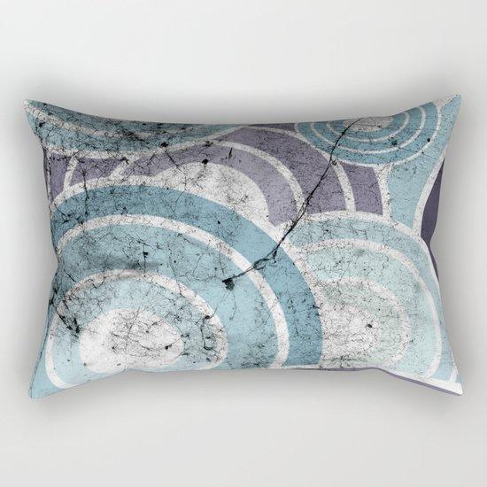 very retro Rectangular Pillow
