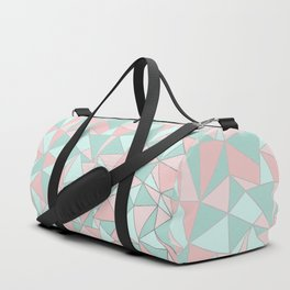 Ab Out Mint and Blush Duffle Bag