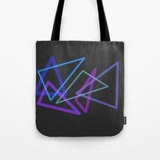Glow Stick  Tote Bag