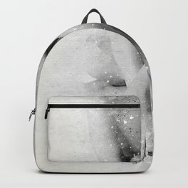 Naked Yoga Watercolor Backpack