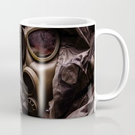 gas mask Coffee Mug