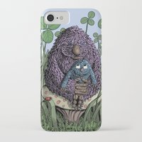 mom iPhone & iPod Cases featuring Mom by David Comito