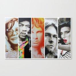 '27 Eternal' Canvas Print