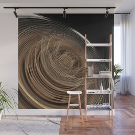 Lost in Time and Space Wall Mural
