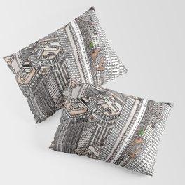 New York View Pillow Sham