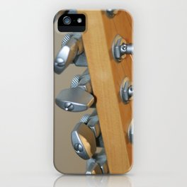 Guitar Tuners iPhone Case
