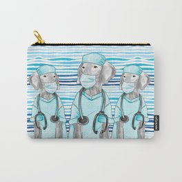 Weimaraner Healthcare Carry-All Pouch