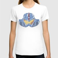 pacific rim T-shirts featuring Pacific Rim by Charleighkat