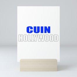 CUIN Hollywood Mini Art Print