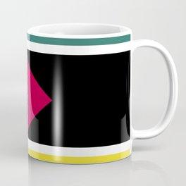 Mozambique flag emblem Coffee Mug