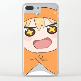 Umaru Clear iPhone Case