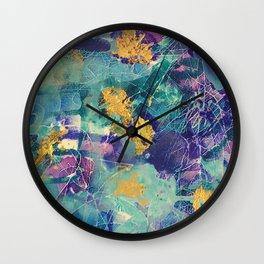 Optical Illusion Wall Clock