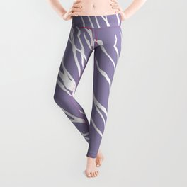 Lavender Blues Leggings