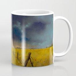 Rolling Thunder Pastel Art Print Coffee Mug